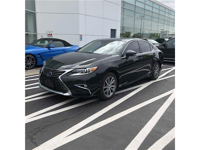 2018 Lexus ES 300h Base (Stk: DB5660A) in Oakville - Image 1 of 9