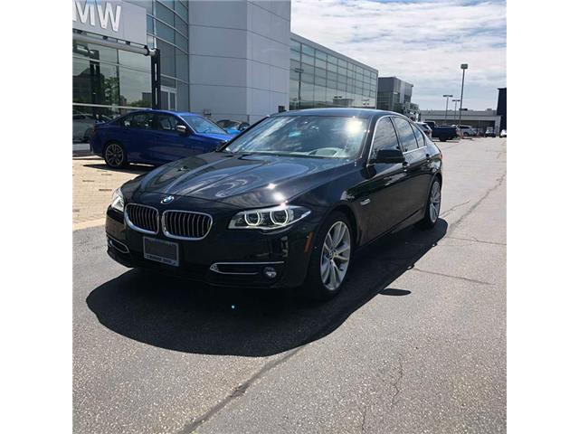 2014 BMW 535i xDrive (Stk: B706182A) in Oakville - Image 1 of 9
