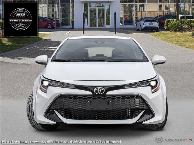 2019 Toyota Corolla Hatchback CVT (Stk: 68975) in Vaughan - Image 2 of 24