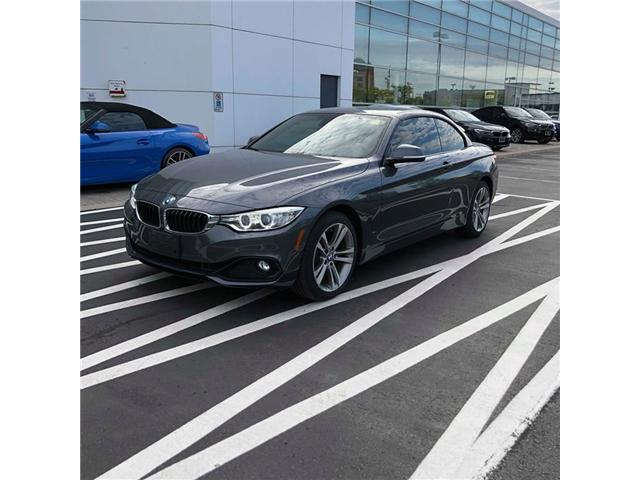 2015 BMW 428i xDrive (Stk: DB5676) in Oakville - Image 1 of 9