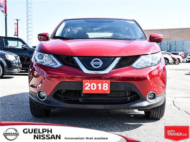 2018 Nissan Qashqai  (Stk: UP13648) in Guelph - Image 2 of 24