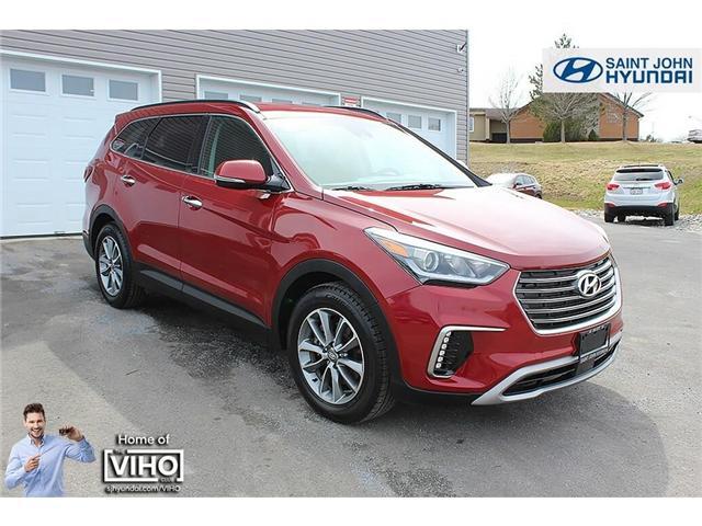 2019 Hyundai Santa Fe XL  (Stk: U2171) in Saint John - Image 1 of 22