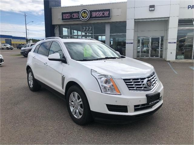 2013 Cadillac SRX Base (Stk: 3676A) in Thunder Bay - Image 1 of 18