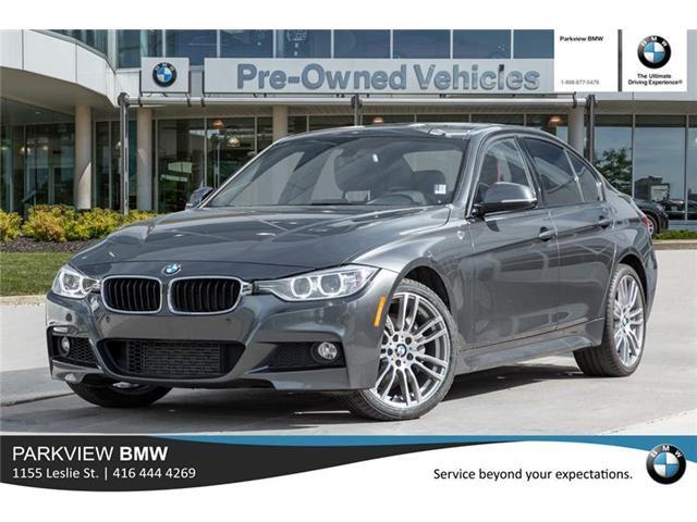 2015 BMW 328i xDrive (Stk: PP8572) in Toronto - Image 1 of 21