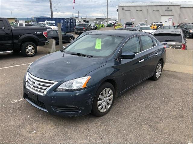 2014 Nissan Sentra  (Stk: 3702A) in Thunder Bay - Image 1 of 1