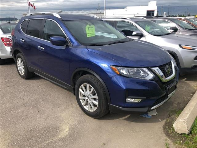 2018 Nissan Rogue  (Stk: 3746D) in Thunder Bay - Image 1 of 3