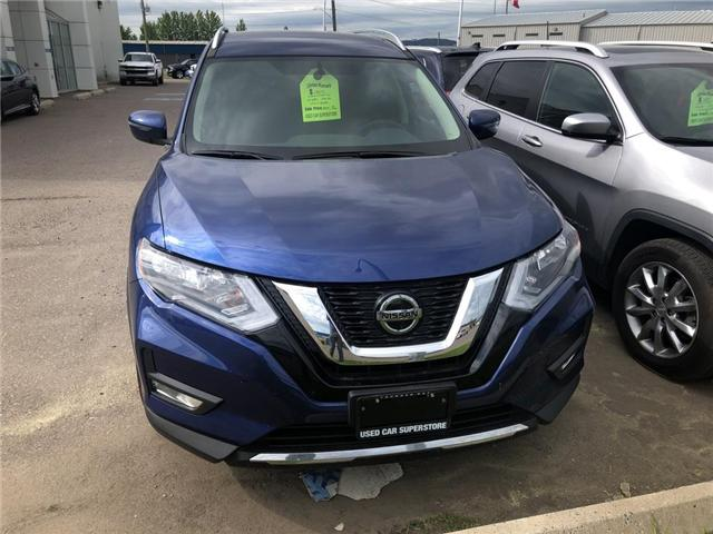 2018 Nissan Rogue  (Stk: 3746D) in Thunder Bay - Image 2 of 3