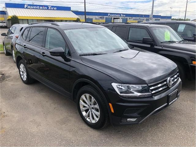 2018 Volkswagen Tiguan Trendline (Stk: 3748D) in Thunder Bay - Image 1 of 1