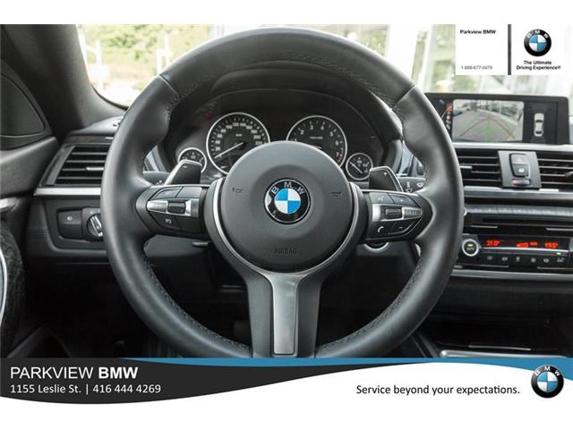2015 BMW 428i xDrive Gran Coupe (Stk: PP8615) in Toronto - Image 11 of 21