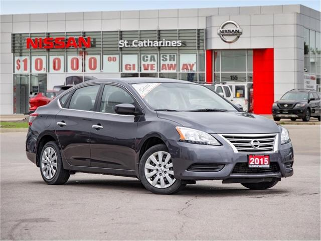 2015 Nissan Sentra  (Stk: P2264) in St. Catharines - Image 1 of 20