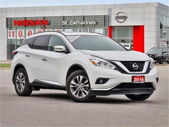 2016 Nissan Murano  (Stk: P2184) in St. Catharines - Image 1 of 23