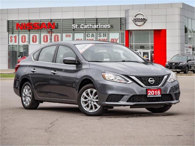 2016 Nissan Sentra 1.8 SV (Stk: P2291) in St. Catharines - Image 1 of 22