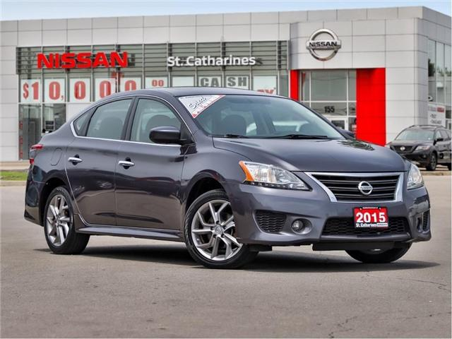 2015 Nissan Sentra  (Stk: P2317) in St. Catharines - Image 1 of 24