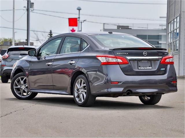 2015 Nissan Sentra  (Stk: P2317) in St. Catharines - Image 2 of 24