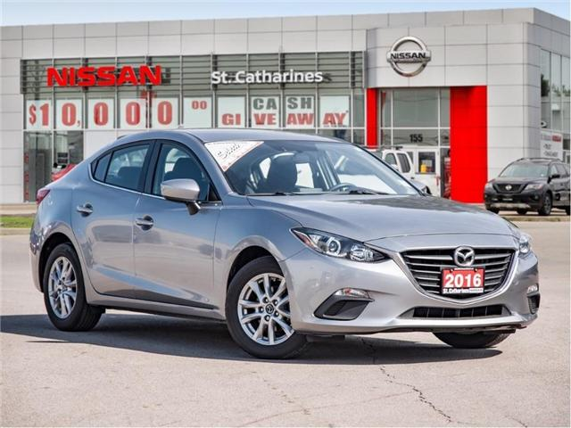 2016 Mazda Mazda3 GS (Stk: P2284A) in St. Catharines - Image 1 of 23
