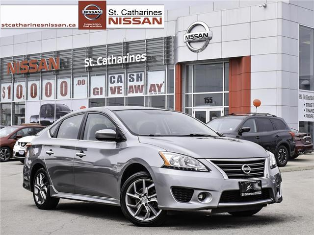 2014 Nissan Sentra  (Stk: P2328) in St. Catharines - Image 1 of 25