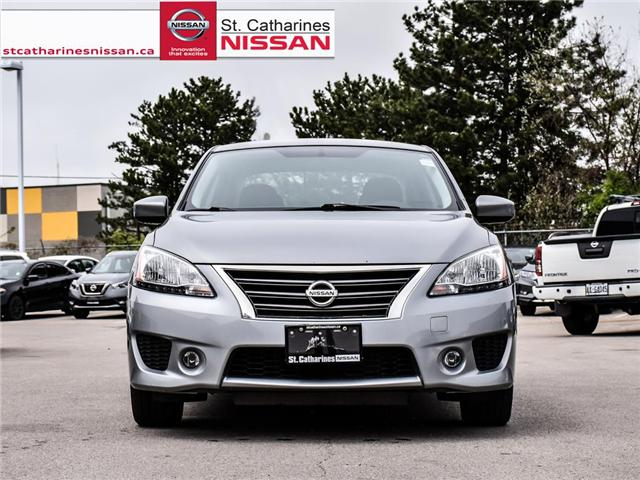 2014 Nissan Sentra  (Stk: P2328) in St. Catharines - Image 2 of 25