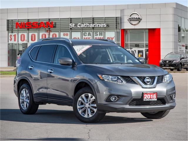 2016 Nissan Rogue SV (Stk: P2333) in St. Catharines - Image 1 of 23
