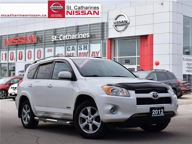 2012 Toyota RAV4  (Stk: VE19008C) in St. Catharines - Image 1 of 25