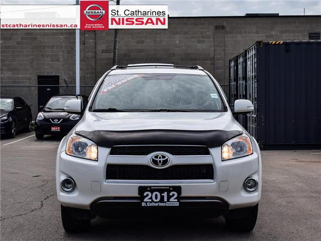 2012 Toyota RAV4  (Stk: VE19008C) in St. Catharines - Image 2 of 25