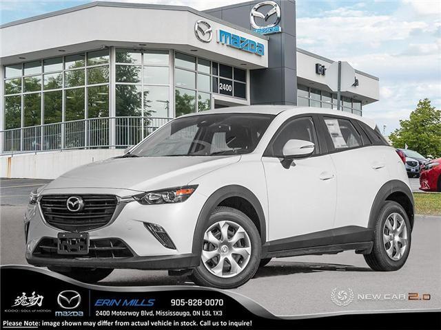 2019 Mazda CX-3 GX (Stk: 19-0626) in Mississauga - Image 1 of 24