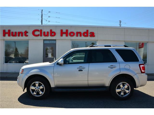 2010 Ford Escape Limited (Stk: X00860A) in Gloucester - Image 1 of 24
