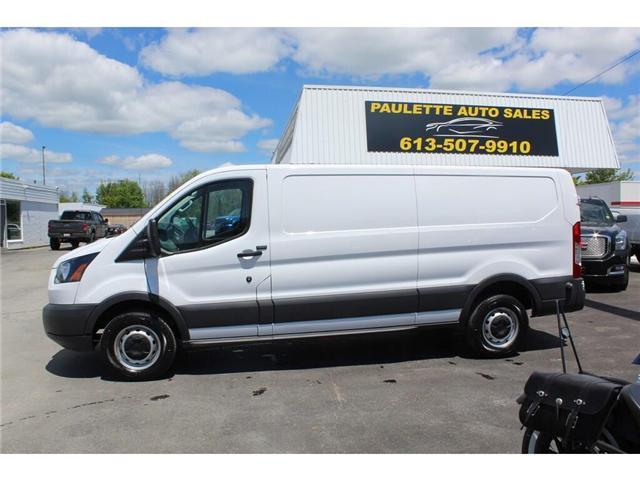 2018 Ford Transit Base w/60/40 Pass-Side Cargo Doors (Stk: 2995) in Kingston - Image 2 of 11