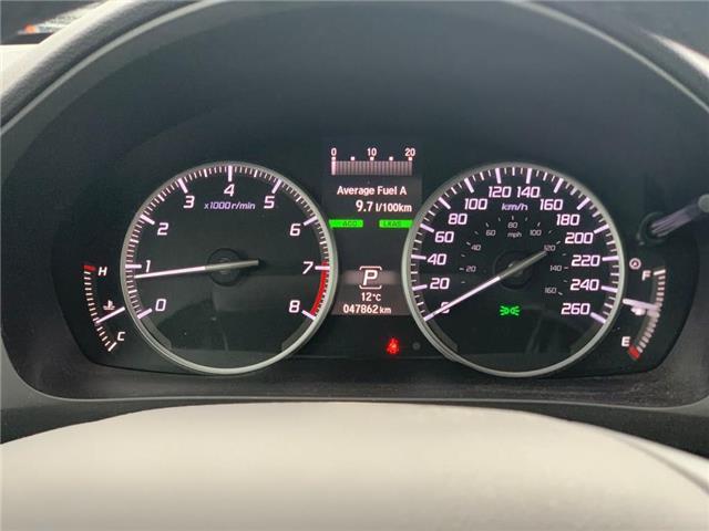 2017 Acura ILX  (Stk: D416) in Burlington - Image 18 of 30