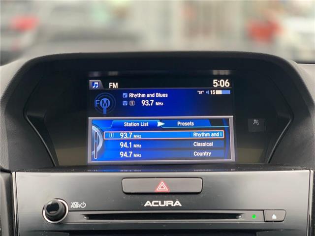 2017 Acura ILX  (Stk: D416) in Burlington - Image 23 of 30