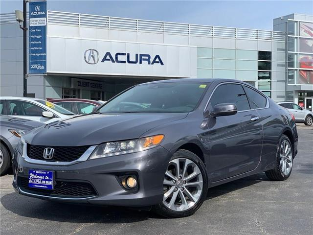 2015 Honda Accord EX-L-NAVI V6 (Stk: 4043) in Burlington - Image 1 of 30
