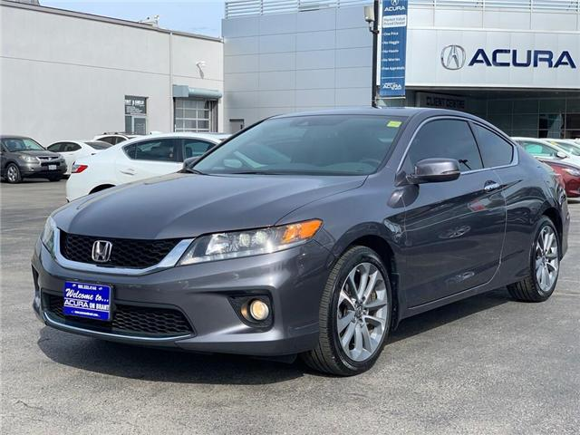 2015 Honda Accord EX-L-NAVI V6 (Stk: 4043) in Burlington - Image 2 of 30