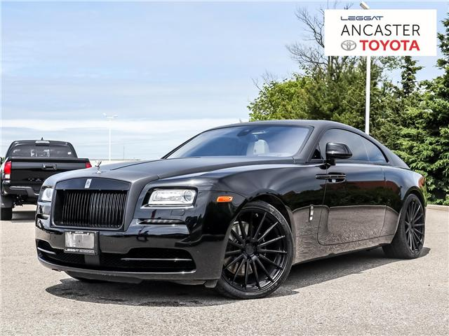 2016 Rolls-Royce Wraith Base (Stk: 3777) in Ancaster - Image 1 of 20