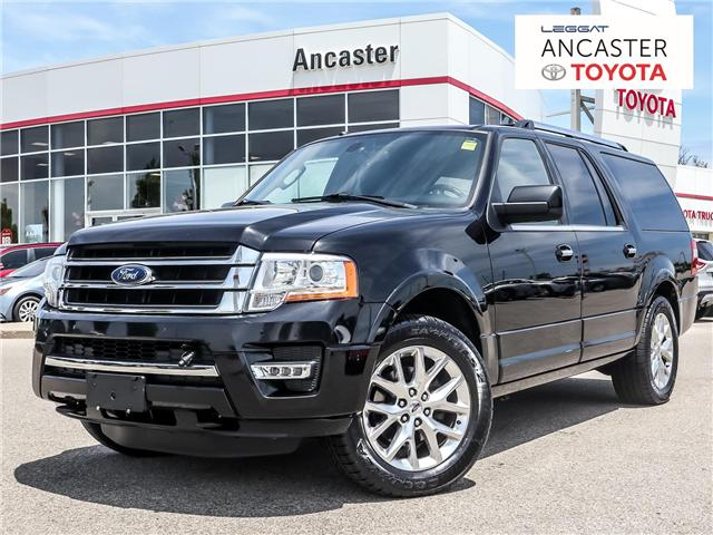 2016 Ford Expedition Max Limited (Stk: F132) in Ancaster - Image 1 of 29