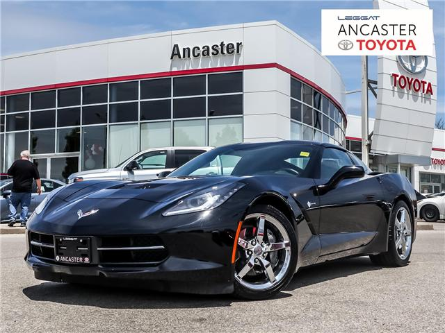 2015 Chevrolet Corvette Stingray (Stk: D216) in Ancaster - Image 1 of 26