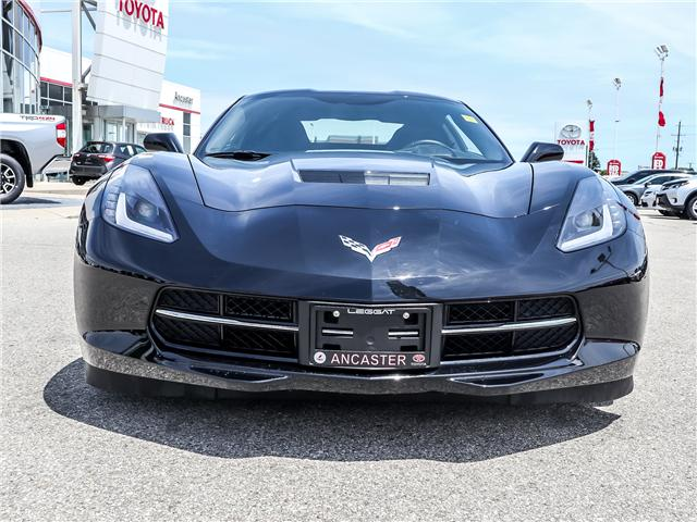 2015 Chevrolet Corvette Stingray (Stk: D216) in Ancaster - Image 2 of 26