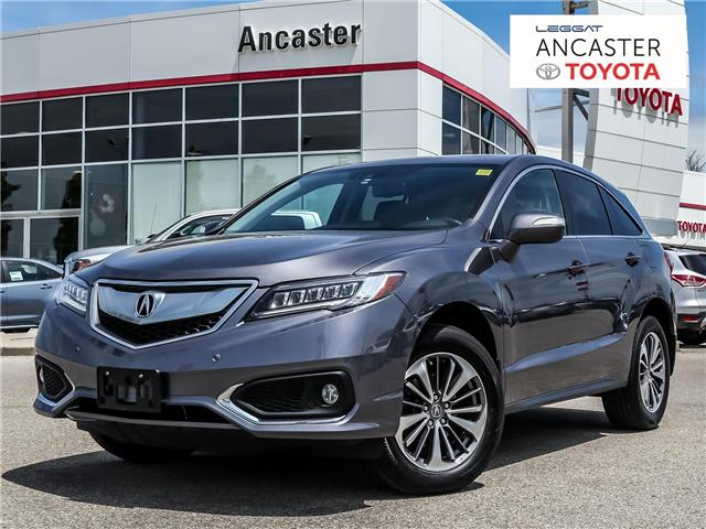 2017 Acura RDX Elite (Stk: 19349A) in Ancaster - Image 1 of 30
