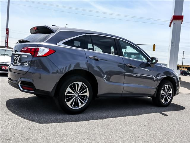 2017 Acura RDX Elite (Stk: 19349A) in Ancaster - Image 5 of 30