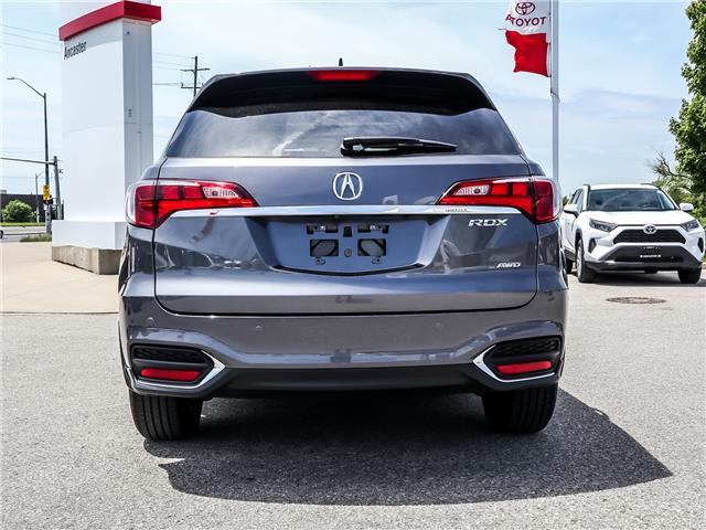 2017 Acura RDX Elite (Stk: 19349A) in Ancaster - Image 6 of 30