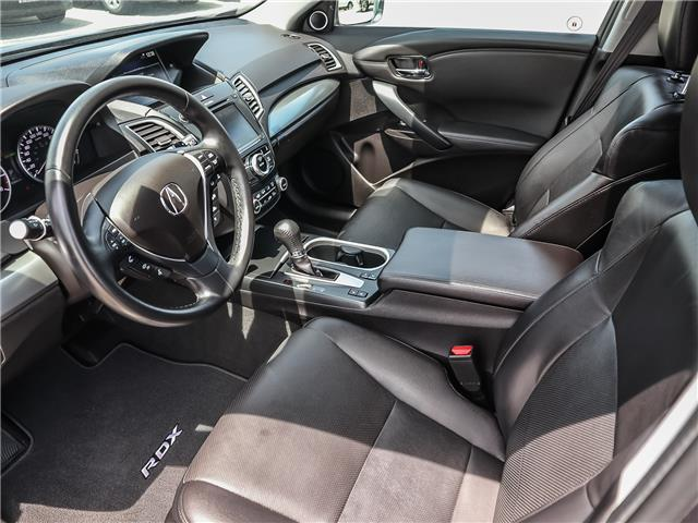 2017 Acura RDX Elite (Stk: 19349A) in Ancaster - Image 10 of 30