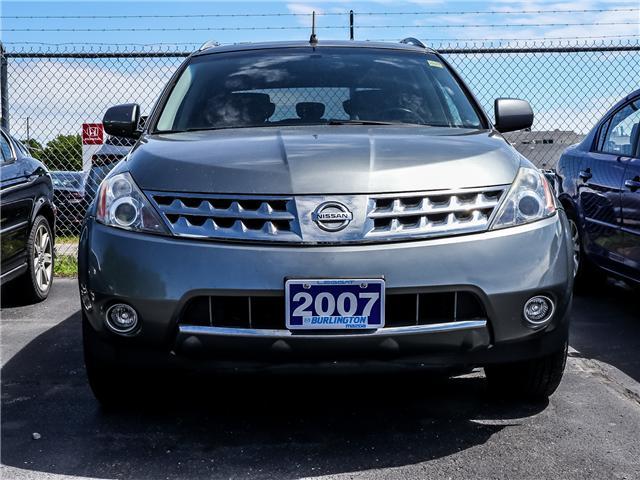 2007 Nissan Murano  (Stk: 1917A) in Burlington - Image 2 of 8