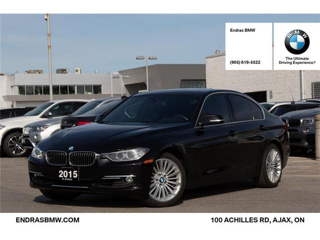 2015 BMW 328i xDrive (Stk: P5883) in Ajax - Image 1 of 22