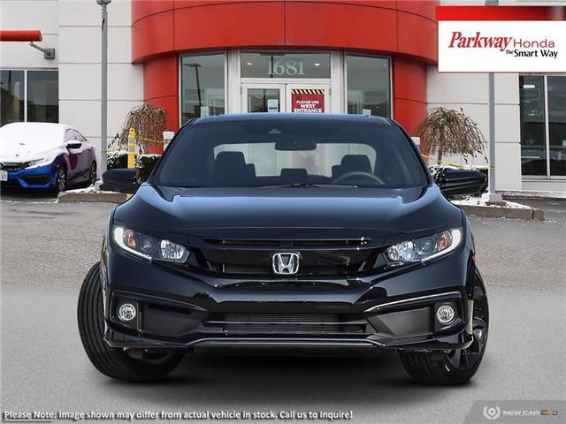 2019 Honda Civic Sport (Stk: 929486) in North York - Image 2 of 23