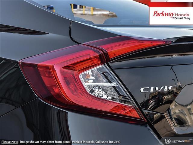 2019 Honda Civic Sport (Stk: 929486) in North York - Image 11 of 23