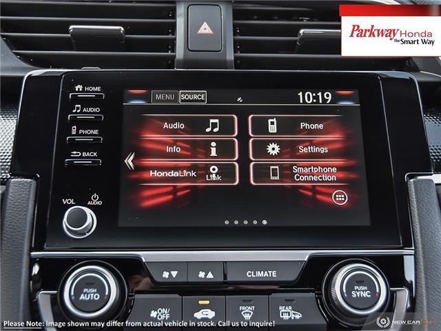 2019 Honda Civic Sport (Stk: 929486) in North York - Image 18 of 23