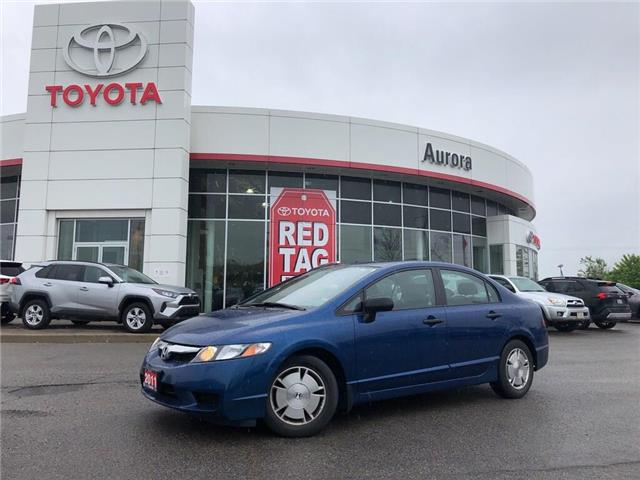 2011 Honda Civic DX-G (Stk: 309351) in Aurora - Image 1 of 19