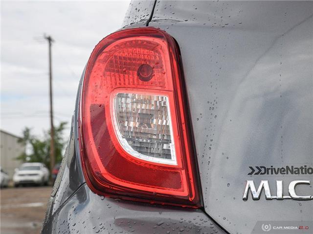 2016 Nissan Micra SV (Stk: A2851) in Saskatoon - Image 12 of 27