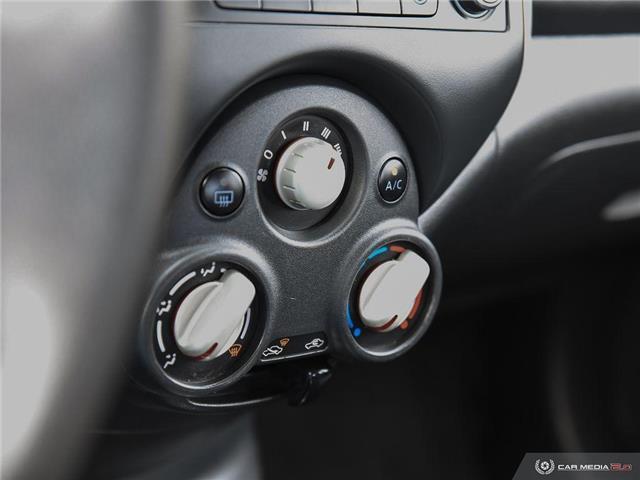 2016 Nissan Micra SV (Stk: A2851) in Saskatoon - Image 20 of 27