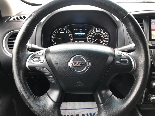 2014 Nissan Pathfinder SV (Stk: 309561) in Aurora - Image 11 of 24