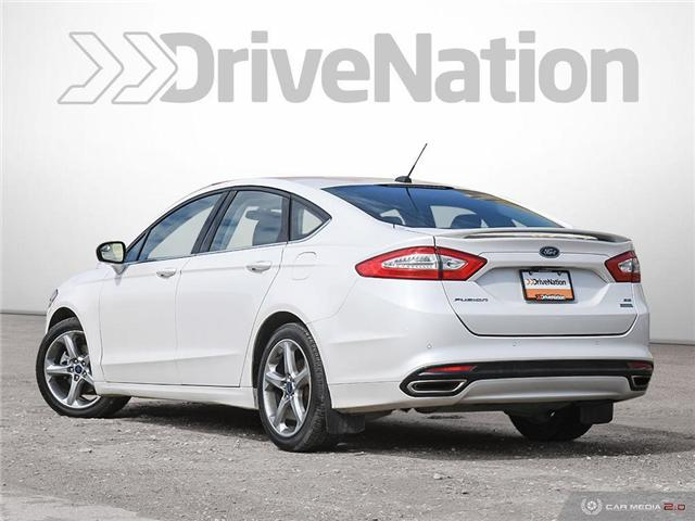 2015 Ford Fusion SE (Stk: A2859) in Saskatoon - Image 4 of 27
