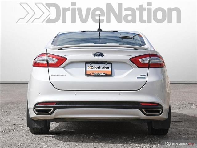 2015 Ford Fusion SE (Stk: A2859) in Saskatoon - Image 5 of 27